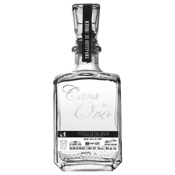 tequila extra añejo cristalino
