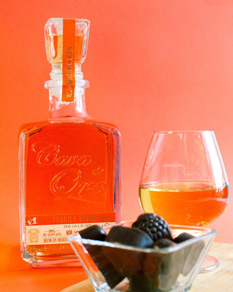 Tequila y chocolate, la combinación perfecta para Catar Cava de Oro